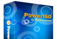 Power ISO Featured Images
